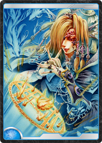 人魚族の魔術師『フェティス』