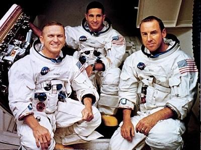 Apollo-8 crew