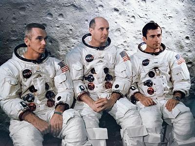 Apollo-10 crew