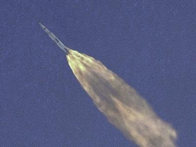 Apollo-10 launch