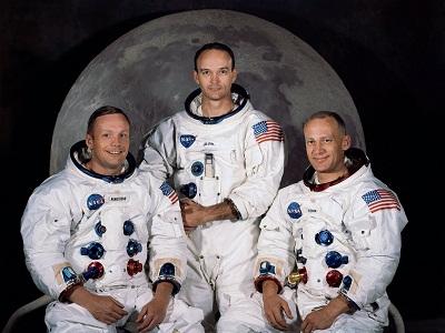 Apollo-11 crew