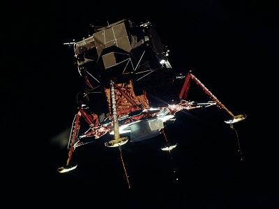 Apollo-11 eagle