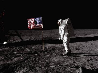 Apollo-11 EVA