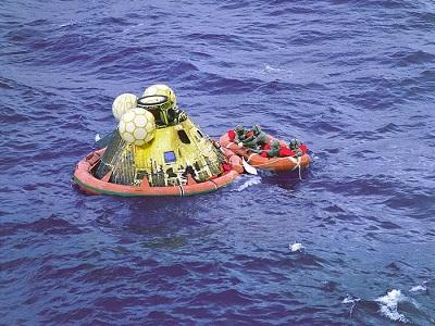 Apollo-11 recovery