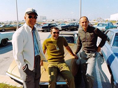 Apollo-12 crew