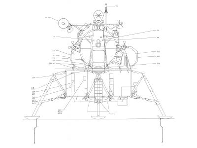 Apollo-13 LM