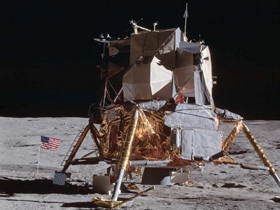 Apollo-14 LM