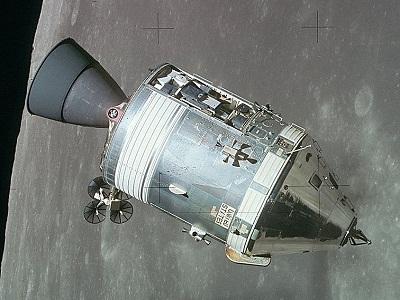 Apollo-15 CSM