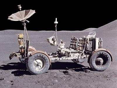 Apollo-15 LRV