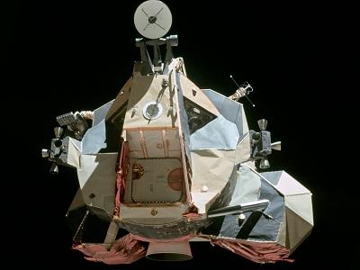 Apollo-17 LM
