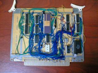 自作のプロセッサボード