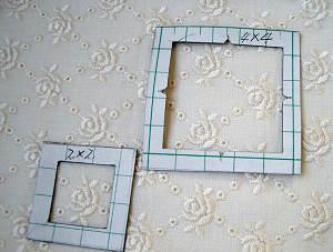 使用した型紙