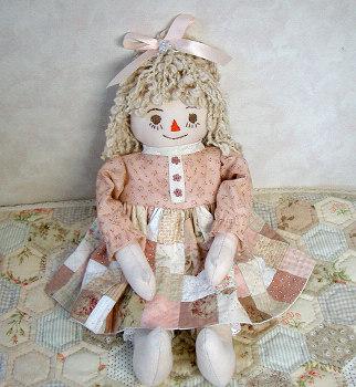 完成した人形