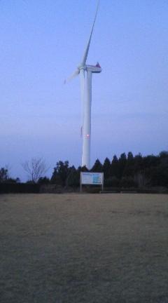 風力発電 風車の矢七