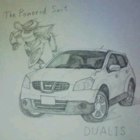 The Powered Suit 日産DUALIS