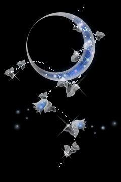 月のかけら