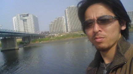 多摩川をゆく!!