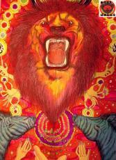 獅子とシマウマの関係