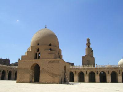 イブン・トゥールン・モスク