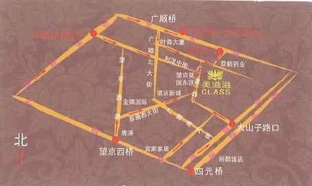 美滋滋 地図
