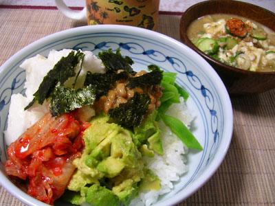 080722ネバネバ丼 002