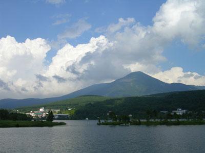 080726蓼科高原・白樺湖 (2)