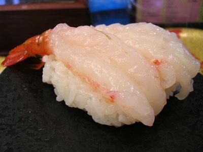 080802金七、新潟ひすい海水浴場、キトキト寿司 003