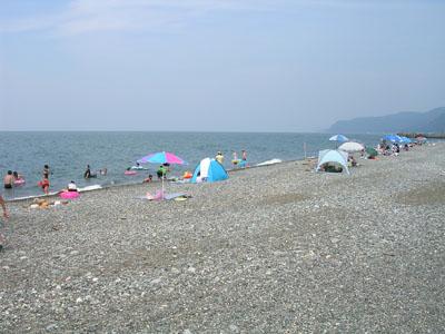 080802金七、新潟ひすい海水浴場、キトキト寿司 017