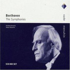 メニューイン ベートーベン交響曲ボックスセット