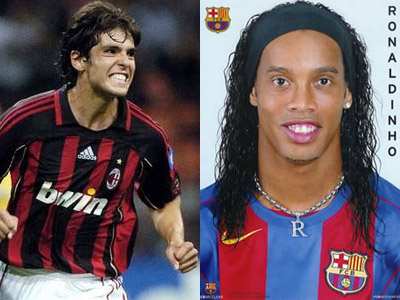 Kaka&Ronaldinho
