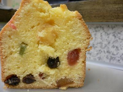きらきら☆フルーツパウンドケーキ