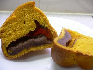 かぼちゃパン@パン夢3