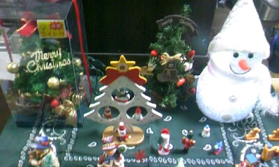 クリスマス小物
