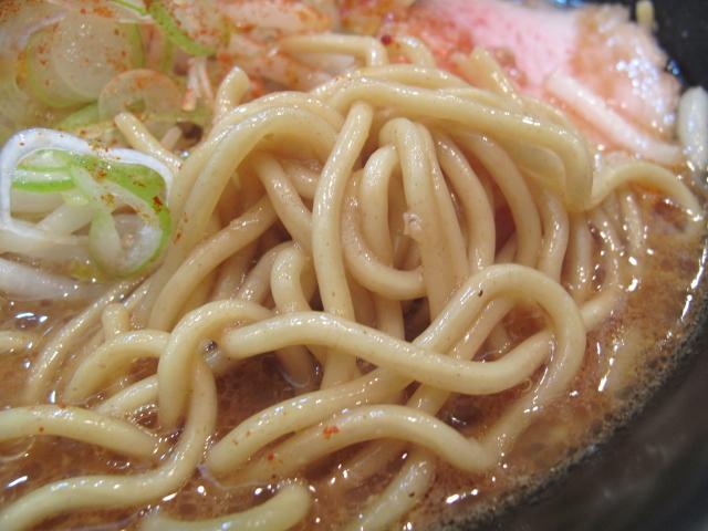 TOKYO味噌OAの麺