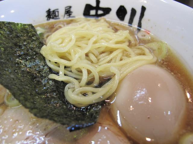 麺屋中川の麺