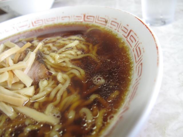ラーメン富士屋 のスープ