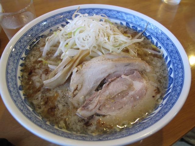 塩、細麺、普通