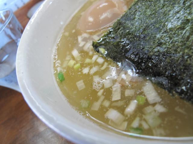 塩のスープ