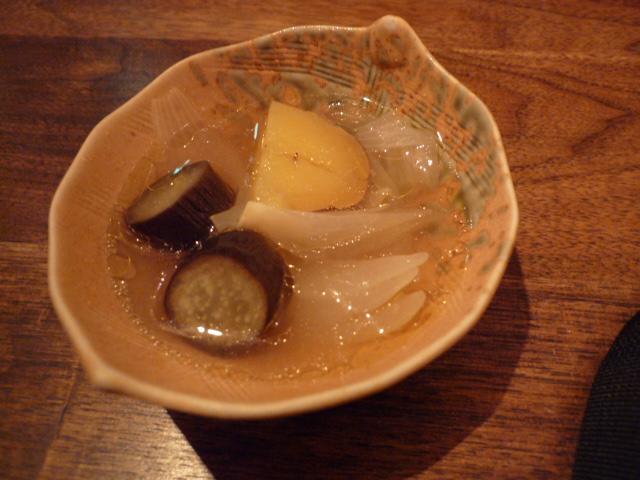 駿河軍鶏のスープ