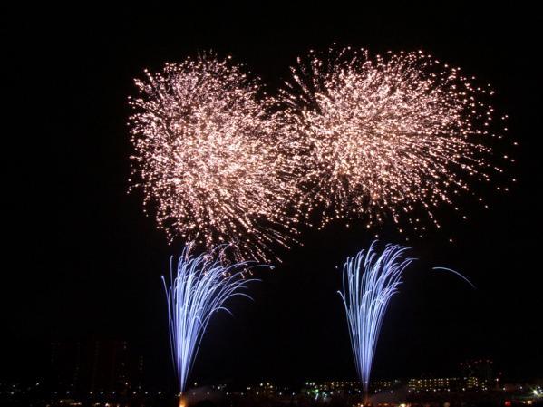 2011年 川崎市市制記念多摩川花火大会(2)