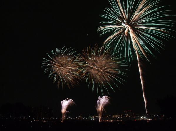 2011年 川崎市市制記念多摩川花火大会(4)