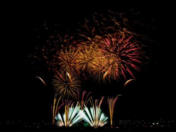 2011年 川崎市市制記念多摩川花火大会(5)