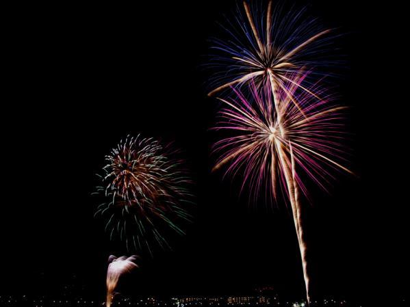 2011年 川崎市市制記念多摩川花火大会(6)