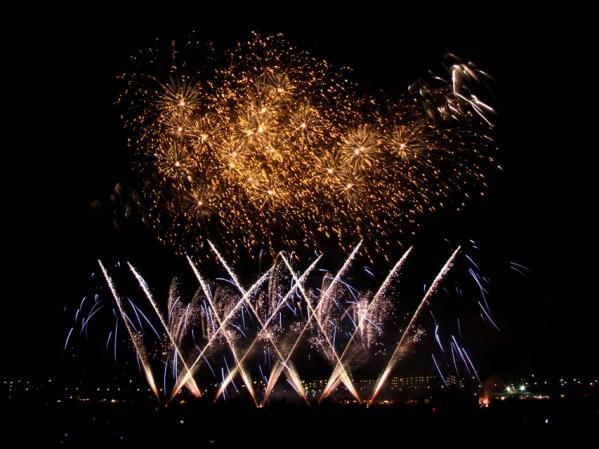 2011年 川崎市市制記念多摩川花火大会(7)