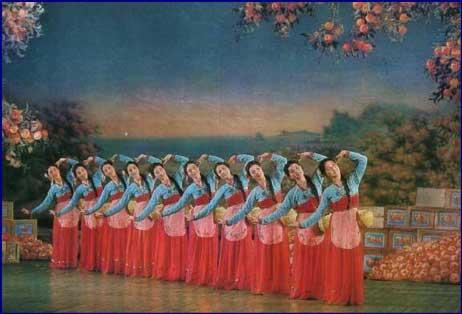 朝鮮中央放送(現・チョソンの声放送)のベリカード