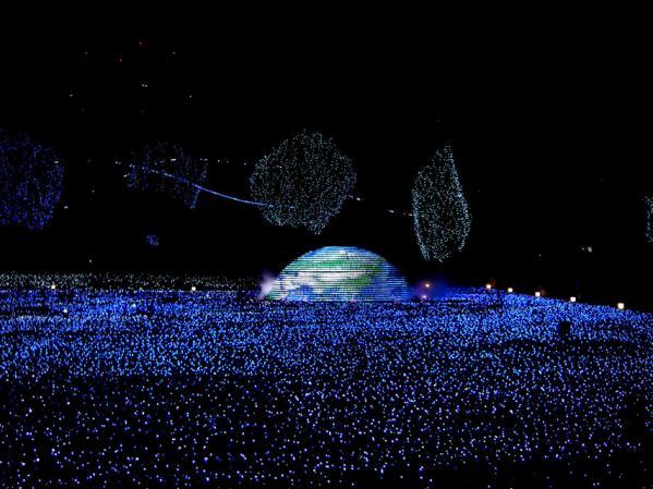 東京ミッドタウン イルミネーション2011 スターライトガーデンのイルミネーション(7)