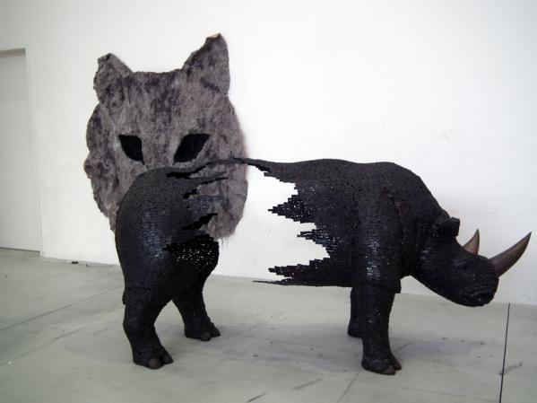 ヨコハマトリエンナーレ「新・港村」の展示(1)