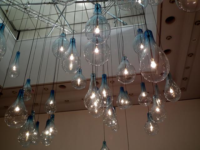 ヨコハマトリエンナーレ 横浜美術館の展示物(1)