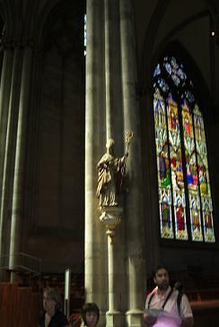 ケルン大聖堂バイエルン窓
