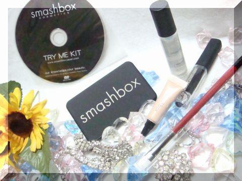 smashbox  トライアルキット